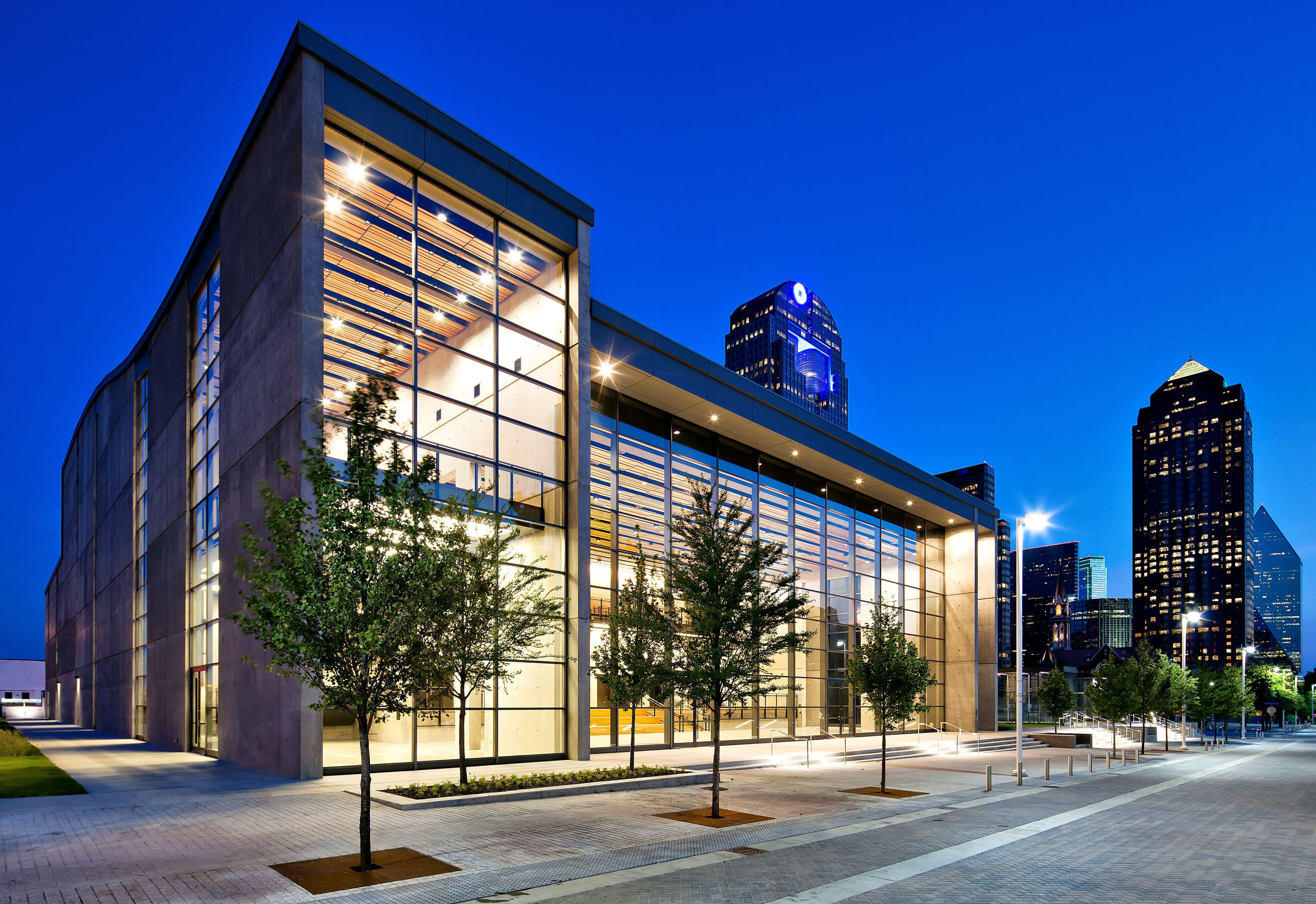 Dallas City Performance Hall, Dallas Chamber Symphony Venue2