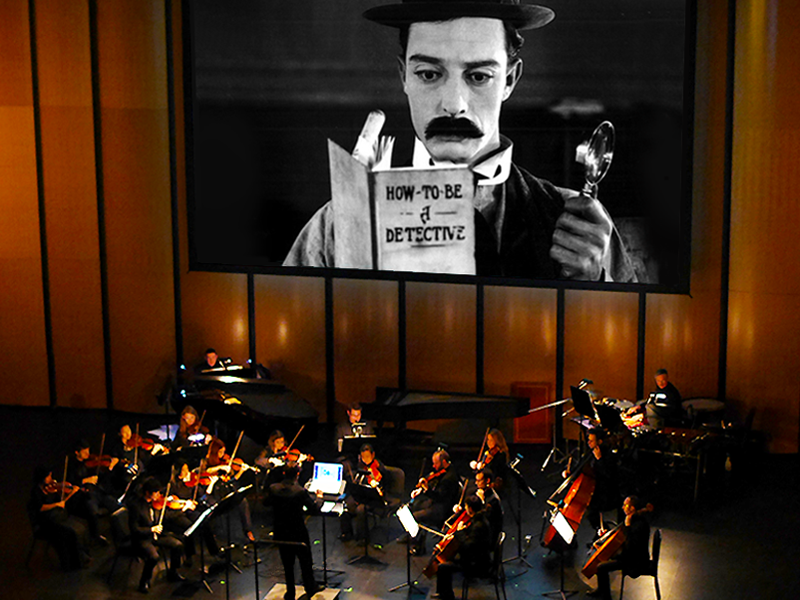 Dallas Chamber Symphony Film Score Series, Richard-McKay-Conductor