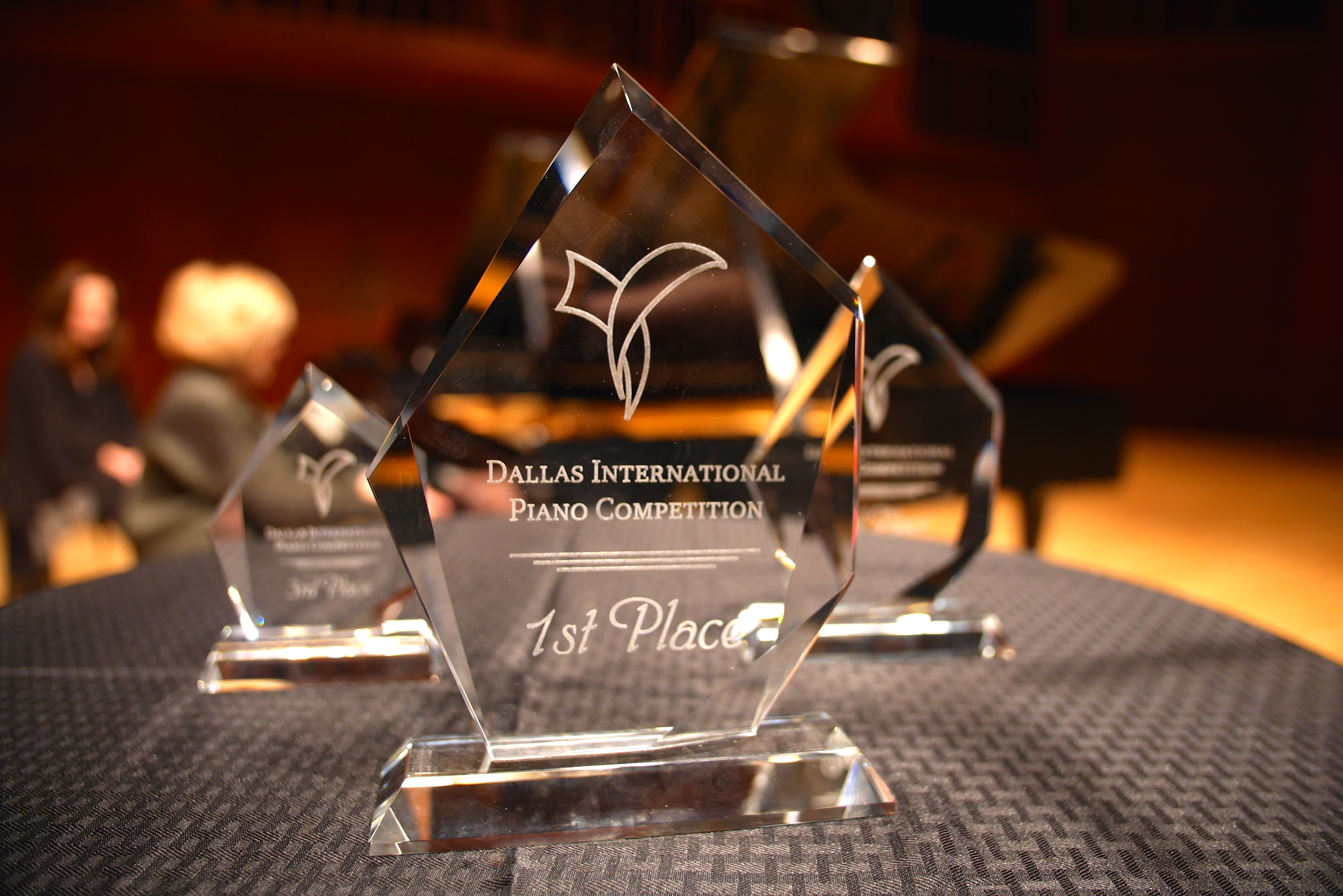 Dallas International Piano Competition, Dallas Chamber Symphony, Awards