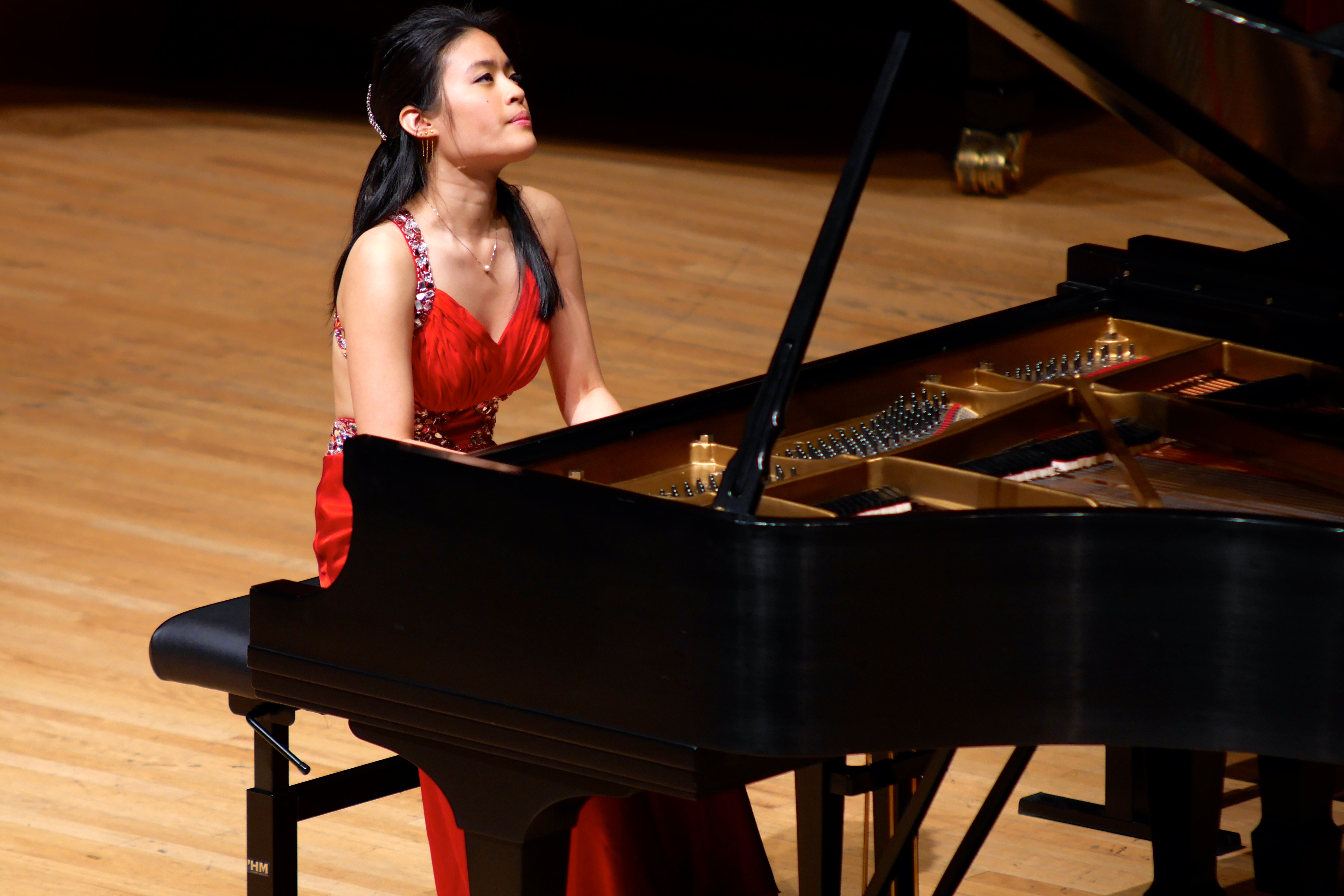 Dallas International Piano Competition, Semifinalist, Dallas Chamber Symphony