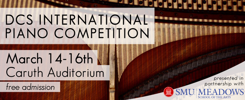 Dallas International Piano Competition 2013