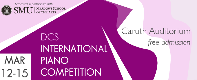 Dallas International Piano Competition 2014