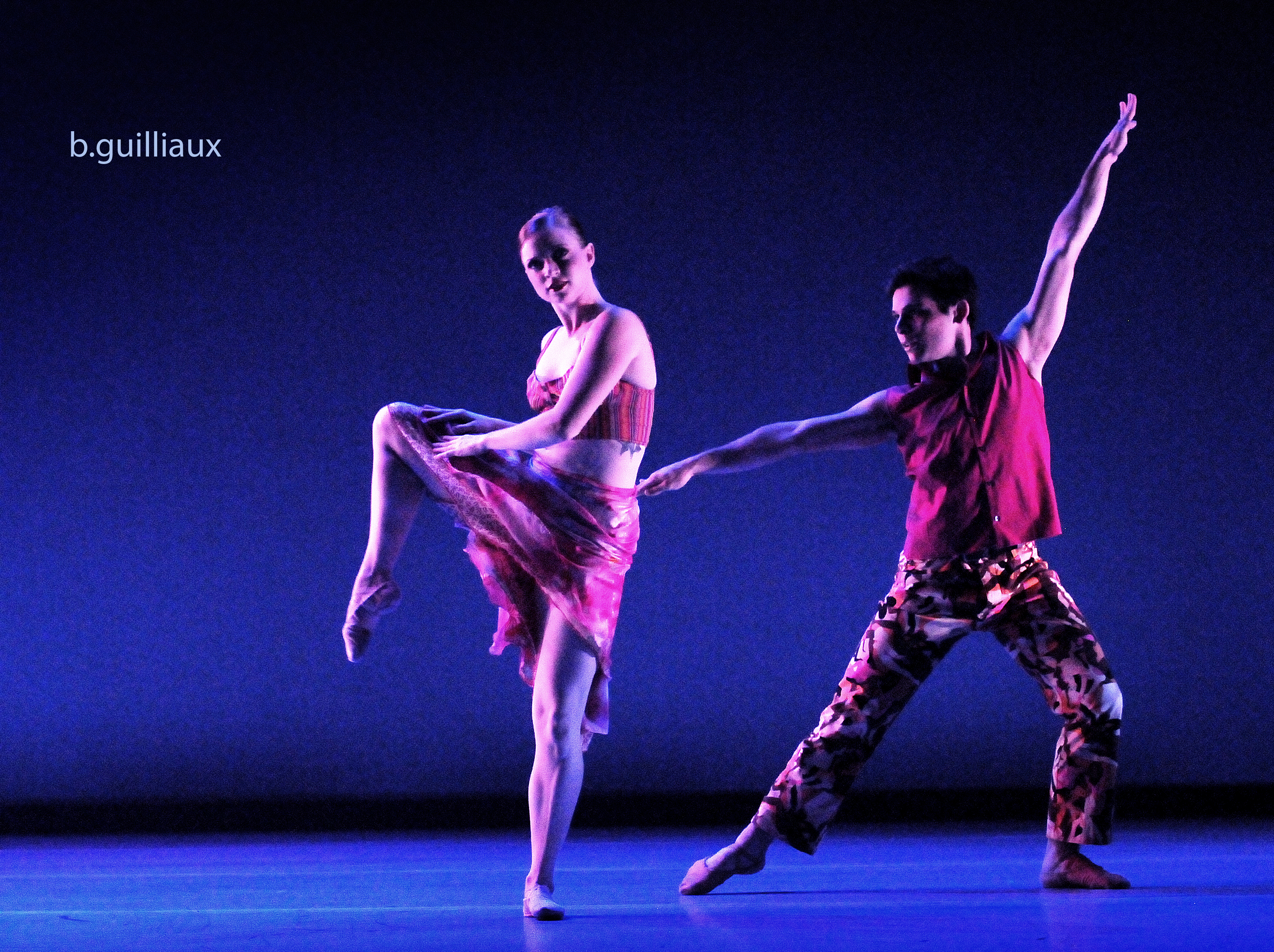 Dallas Chamber Symphony, Bruce Wood Dance Project, Piazzola