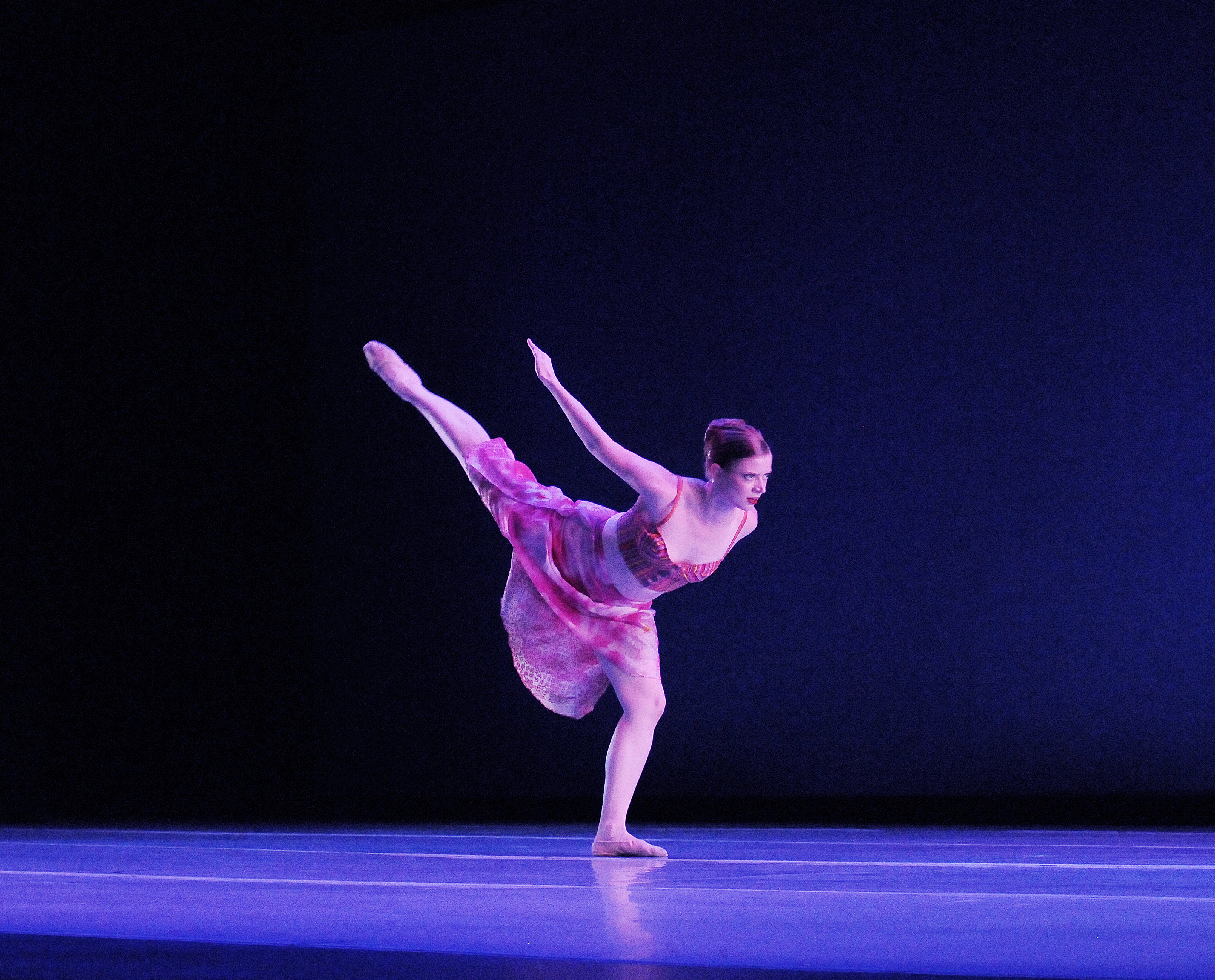 Dallas Chamber Symphony, Bruce Wood Dance Project at Dallas City Performance Hall