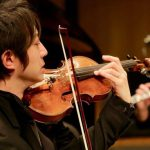 Concertmaster Kazuhiro Takagi Travels from Abroad for Each Performance
